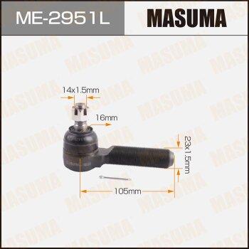 Наконечник рулевой тяги MASUMA ME-2951L