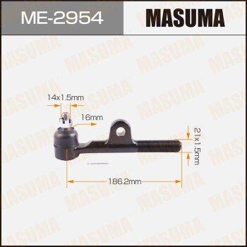 Наконечник рулевой тяги MASUMA ME-2954