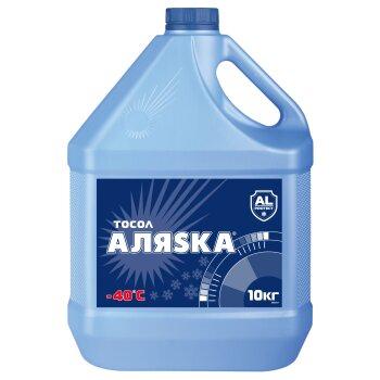 """Тосол  """"Аляска""""  А-40М  10кг  (1/2)"""
