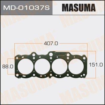"Прокладка Голов.блока ""Masuma""  5SFE  (1/10)"