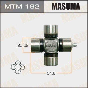Крестовина MASUMA MTM-192