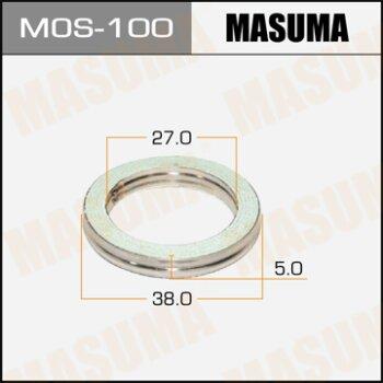 """Фасовка Упл.кольцо под вых.коллект.""""""""Masuma""""""""  27х38,   уп.2шт"""