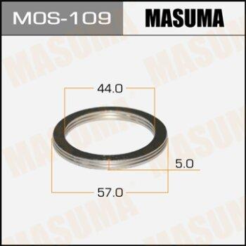 """Фасовка Упл.кольцо под вых.коллект.""""""""Masuma""""""""  44х57,   уп.2шт"""