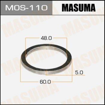 """Фасовка Упл.кольцо под вых.коллект.""""""""Masuma""""""""  48х60,   уп.2шт"""