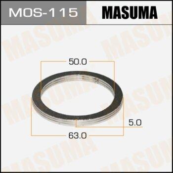 """Фасовка Упл.кольцо под вых.коллект.""""""""Masuma""""""""  50х63,   уп.2шт"""