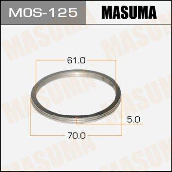 """Фасовка Упл.кольцо под вых.коллект.""""""""Masuma""""""""  61х70,   уп.2шт"""