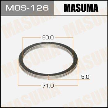 """Фасовка Упл.кольцо под вых.коллект.""""""""Masuma""""""""  60х71,   уп.2шт"""