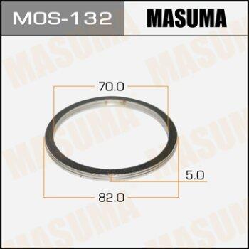 """Фасовка Упл.кольцо под вых.коллект.""""""""Masuma""""""""  70х82,   уп.2шт"""