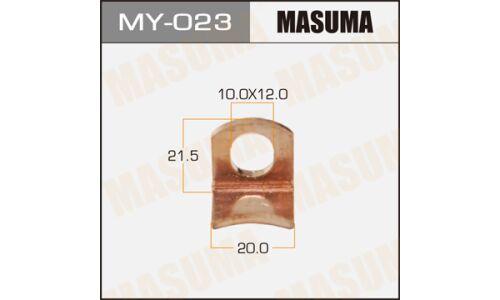 Фасовка Контакт тяг.реле на стартер 'Masuma' 20mm, большие     2LTE,1KZTE,5L,15B,1HDFTE,1KDFTV,3B,3,