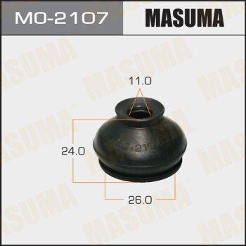 Шаровой пыльник MASUMA MO-2107
