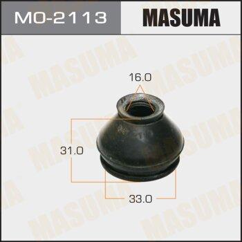 Шаровой пыльник MASUMA MO-2113
