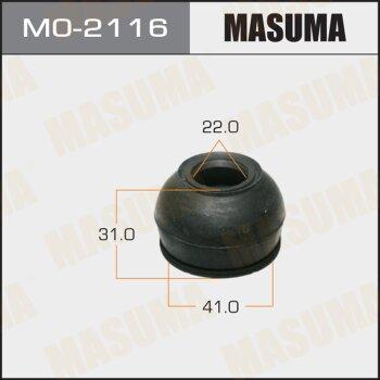 Шаровой пыльник MASUMA MO-2116