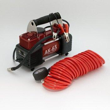 Компрессор а/м АК-65 метал.двухпоршневой 300 Ватт, 65л/мин   1/4