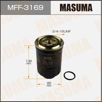 Топливный фильтр MASUMA MFF-3169
