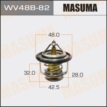 Термостат MASUMA WV48B-82