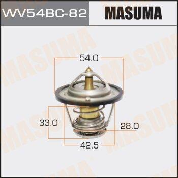 Термостат MASUMA WV54BC-82