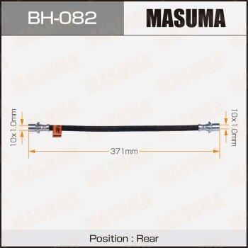 Шланг тормозной MASUMA BH-082