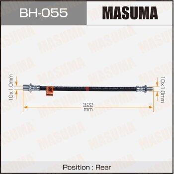 Шланг тормозной MASUMA BH-055