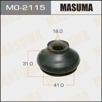 Шаровой пыльник MASUMA MO-2115