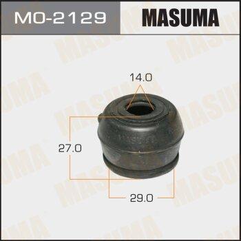 Шаровой пыльник MASUMA MO-2129