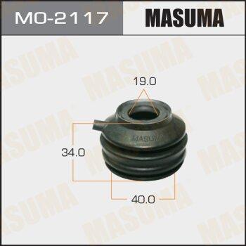 Шаровой пыльник MASUMA MO-2117