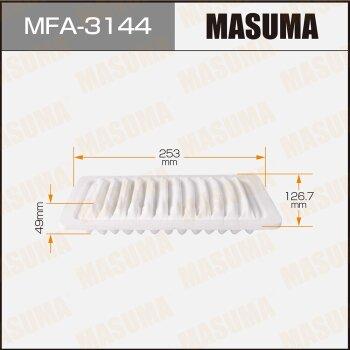 """Фильтр воздушный """"MASUMA""""   A-3021"""