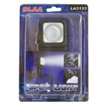 Фонарик в прикуриватель переносной с подставкой'DLAA'  H3-12v/10w свет белый