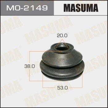 Шаровой пыльник MASUMA MO-2149
