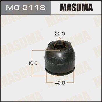 Шаровой пыльник MASUMA MO-2118