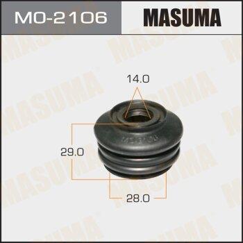 Шаровой пыльник MASUMA MO-2106