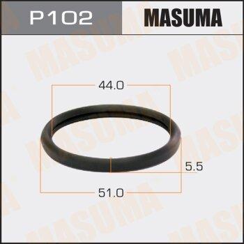 Прокладка термостата MASUMA P102