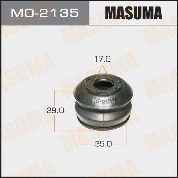 Шаровой пыльник MASUMA MO-2135