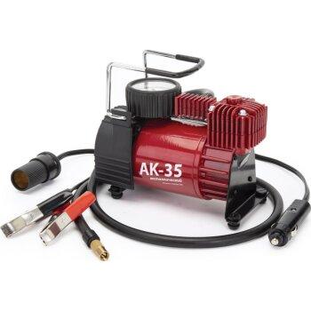 Компрессор а/м 'Auto Profi'  метал. однопоршневой 150 Ватт  35 л/мин (1/6)