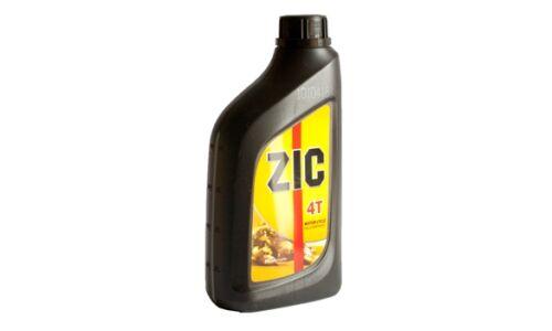 Масло для мотоциклов  ZIC   10w40 SJ 4-х тактное 1л