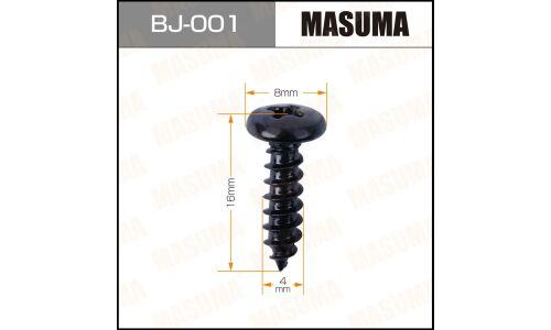 "Саморез ""MASUMA""     4x16мм,   уп.20шт"