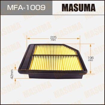 """Фильтр воздушный """"MASUMA""""   A-886V"""