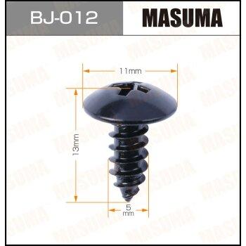 "Саморез """"MASUMA""""     5x13мм,   уп.15шт"