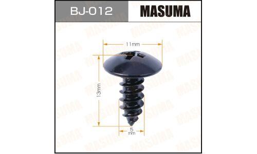 "Саморез ""MASUMA""     5x13мм,   уп.15шт"