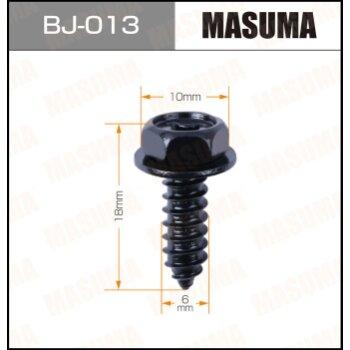 "Саморез """"MASUMA""""     6x18мм,   уп.10шт"