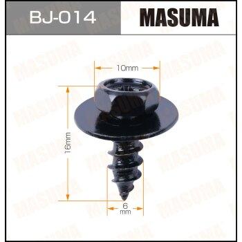 "Саморез """"MASUMA""""     6x16мм,    уп.10шт"