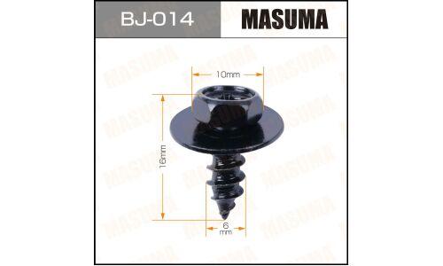 Саморез 'MASUMA'     6x16мм,    уп.10шт