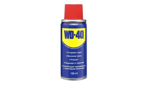 Смазка WD-40    100мл  (1/36)