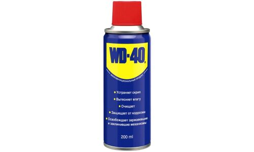 Смазка WD-40  200мл  (1/36)