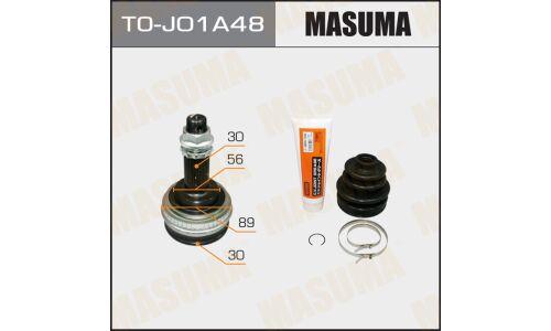 "ШРУС  ""Masuma""  30x56x30 x48 (1/6)"