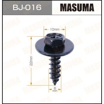 "Саморез """"MASUMA""""     6x22 мм,   уп.6шт"