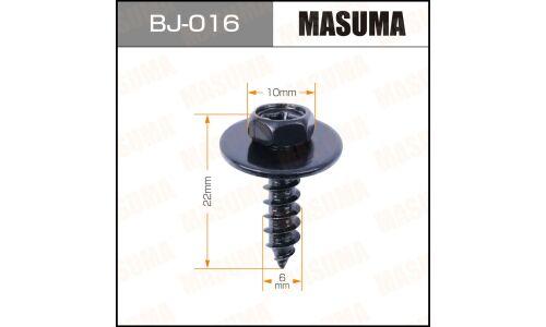 "Саморез ""MASUMA""     6x22 мм,   уп.6шт"