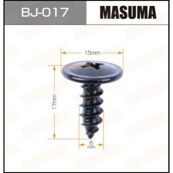 "Саморез """"MASUMA""""     6x17 мм,   уп.10шт"