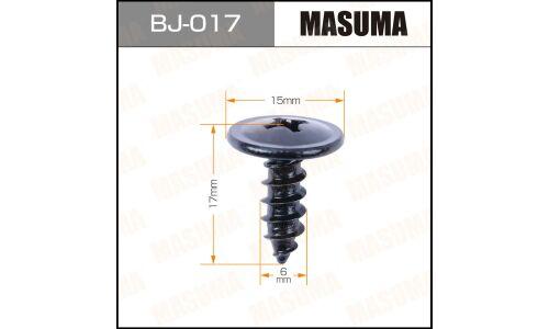 "Саморез ""MASUMA""     6x17 мм,   уп.10шт"