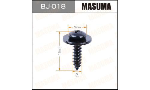 "Саморез ""MASUMA""     5x17 мм,   уп.10шт"