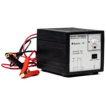 Заряд.устройство Пусковое Вымпел-70 (пуско-зарядное, 80А, 12В, автомат)